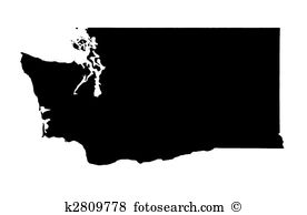 Washington state Clip Art and Stock Illustrations. 1,765.