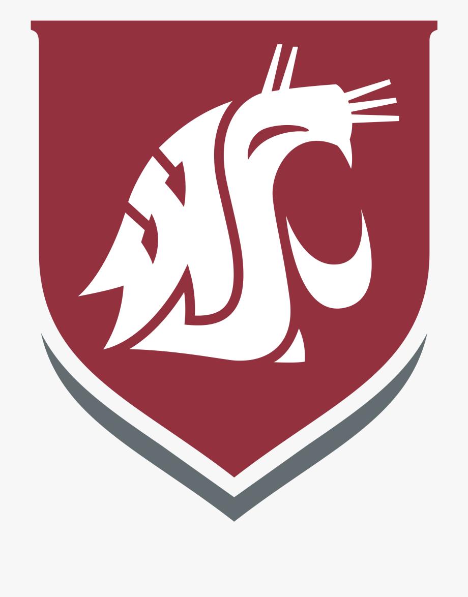 Washington State Cougars Logo Png Transparent.