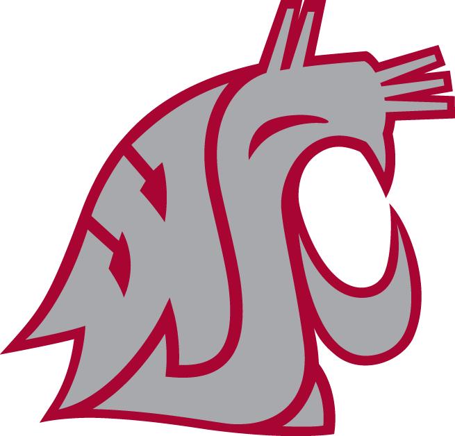 Washington State Cougars Alternate Logo.