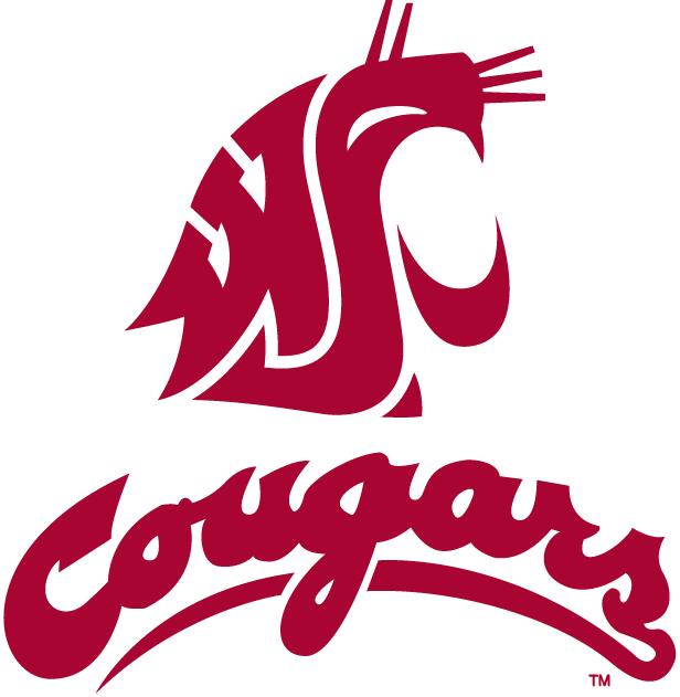 Washington State Cougars Football logo.