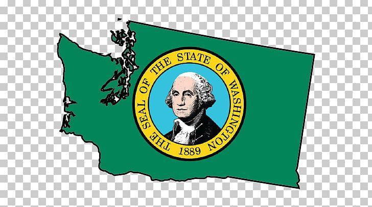 Flag Of Washington State Flag Seal Of Washington PNG.