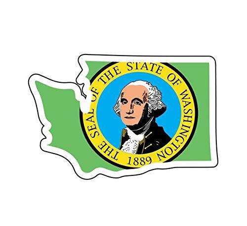 Amazon.com: Cascade Provisions Washington State Flag in WA.