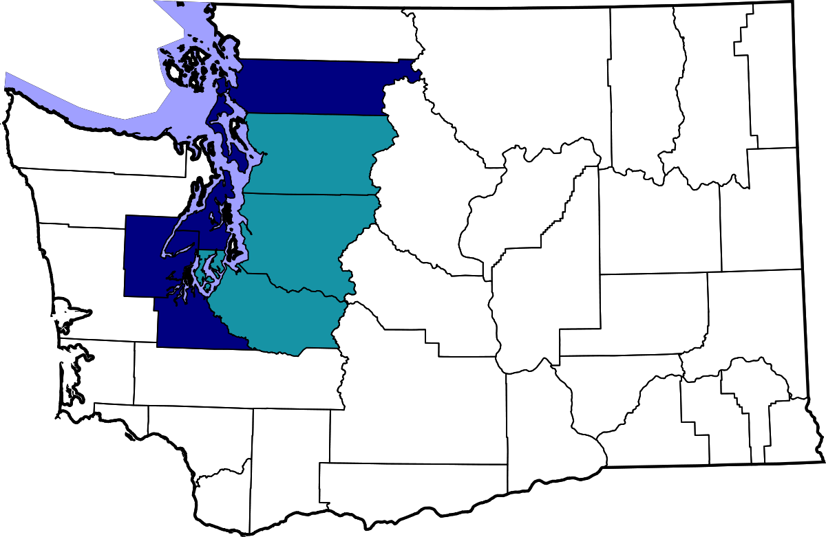Seattle Metropolitan Area.