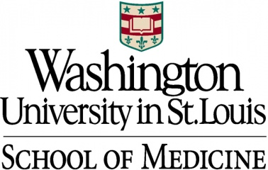 Washington University in St. Louis School of Medicine.