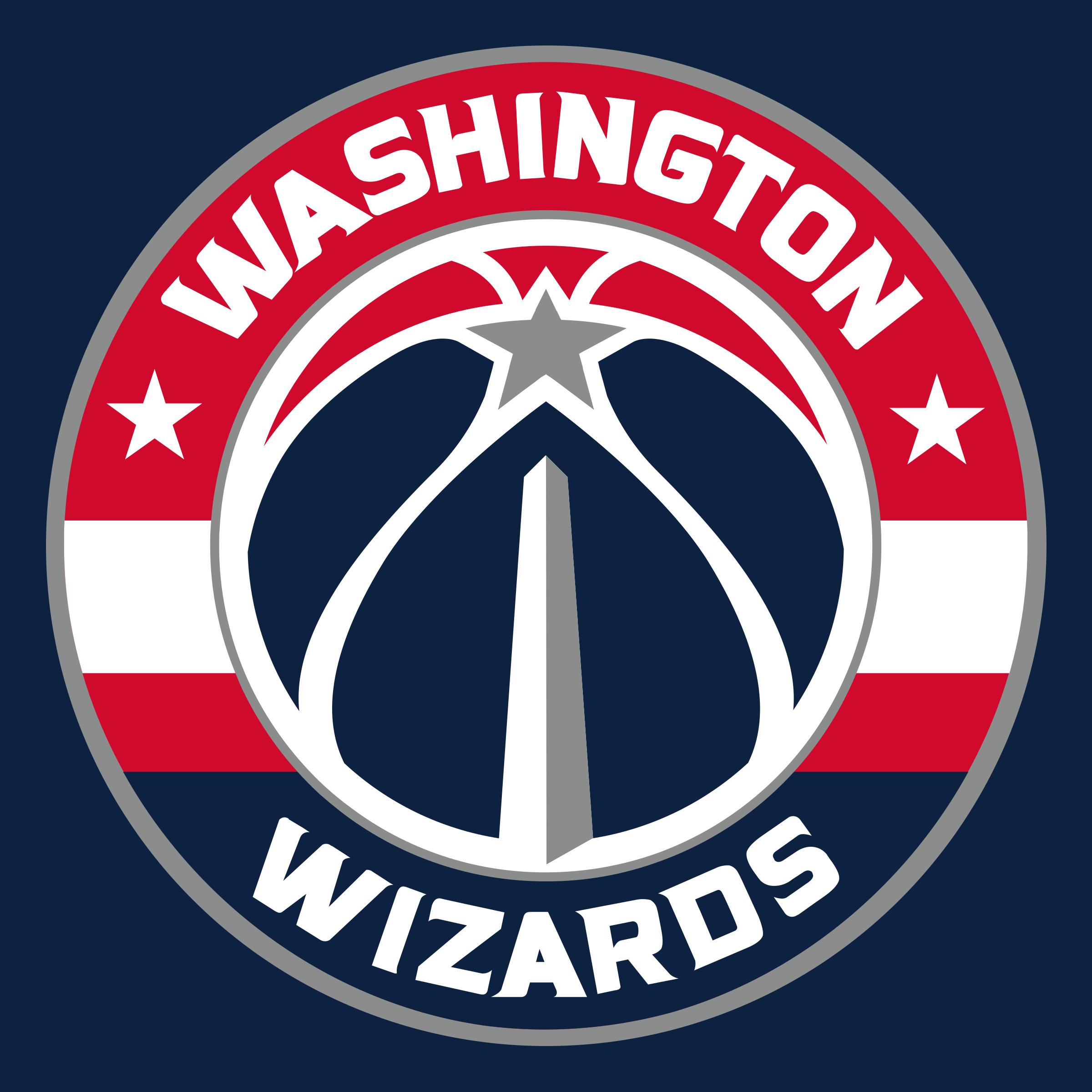 Washington Wizards Logo PNG Transparent & SVG Vector.