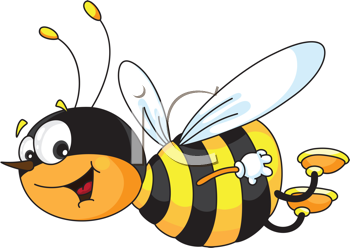 Wasp clipart free.
