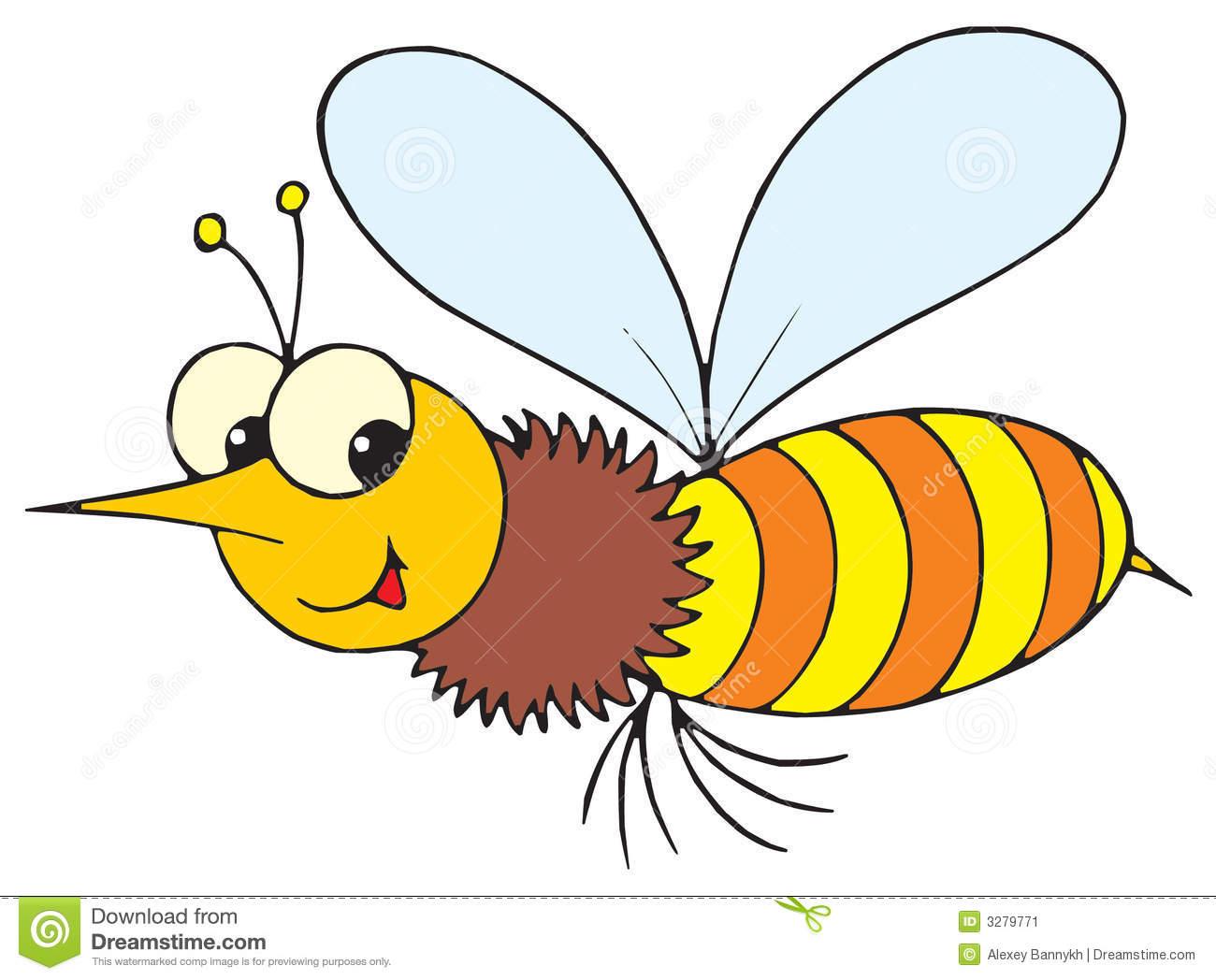 Wasp (vector Clip.