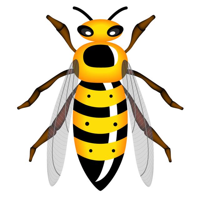 Vector Wasp.
