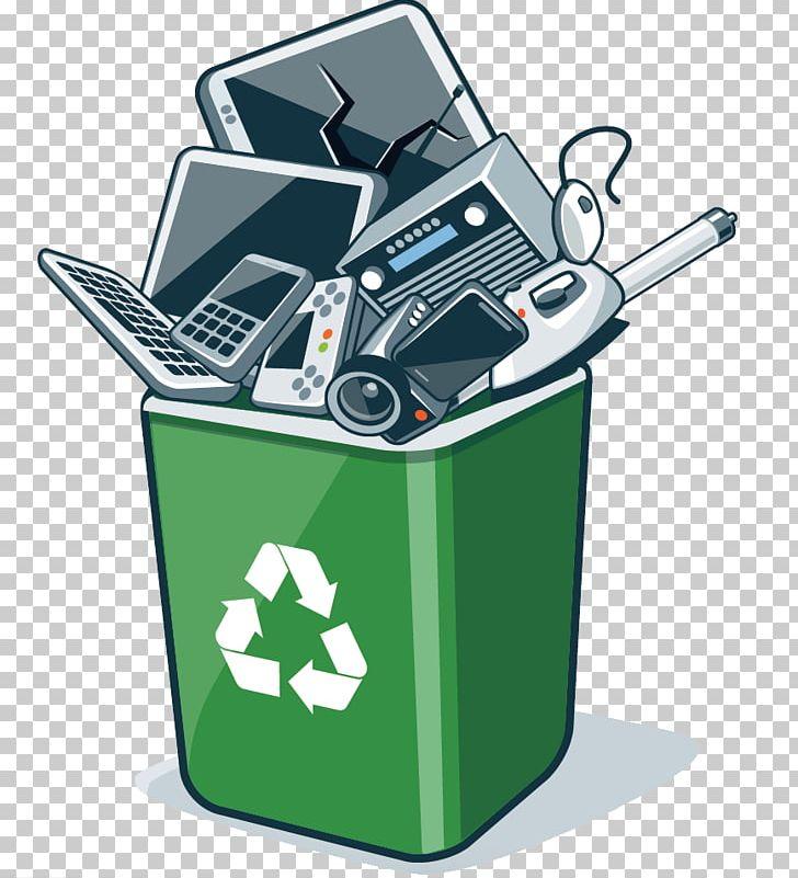 Computer Recycling Electronic Waste Electronics Hazardous.