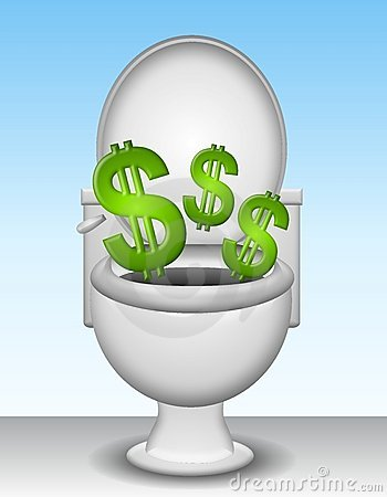 Money Wings Flying Clip Art Stock Photography.