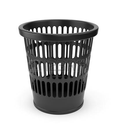 736 Wastepaper Basket Stock Vector Illustration And Royalty Free.