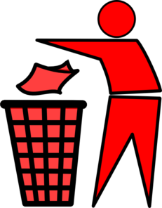 Waste Clipart.