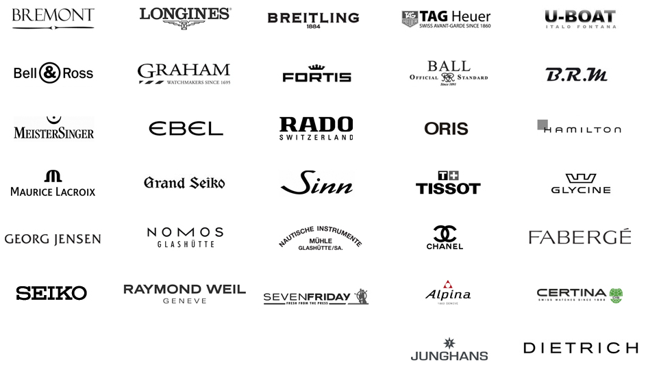 Luxury Name Brands.