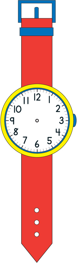 Clipart of watch.