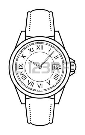 596 Expensive Watch Stock Vector Illustration And Royalty Free.