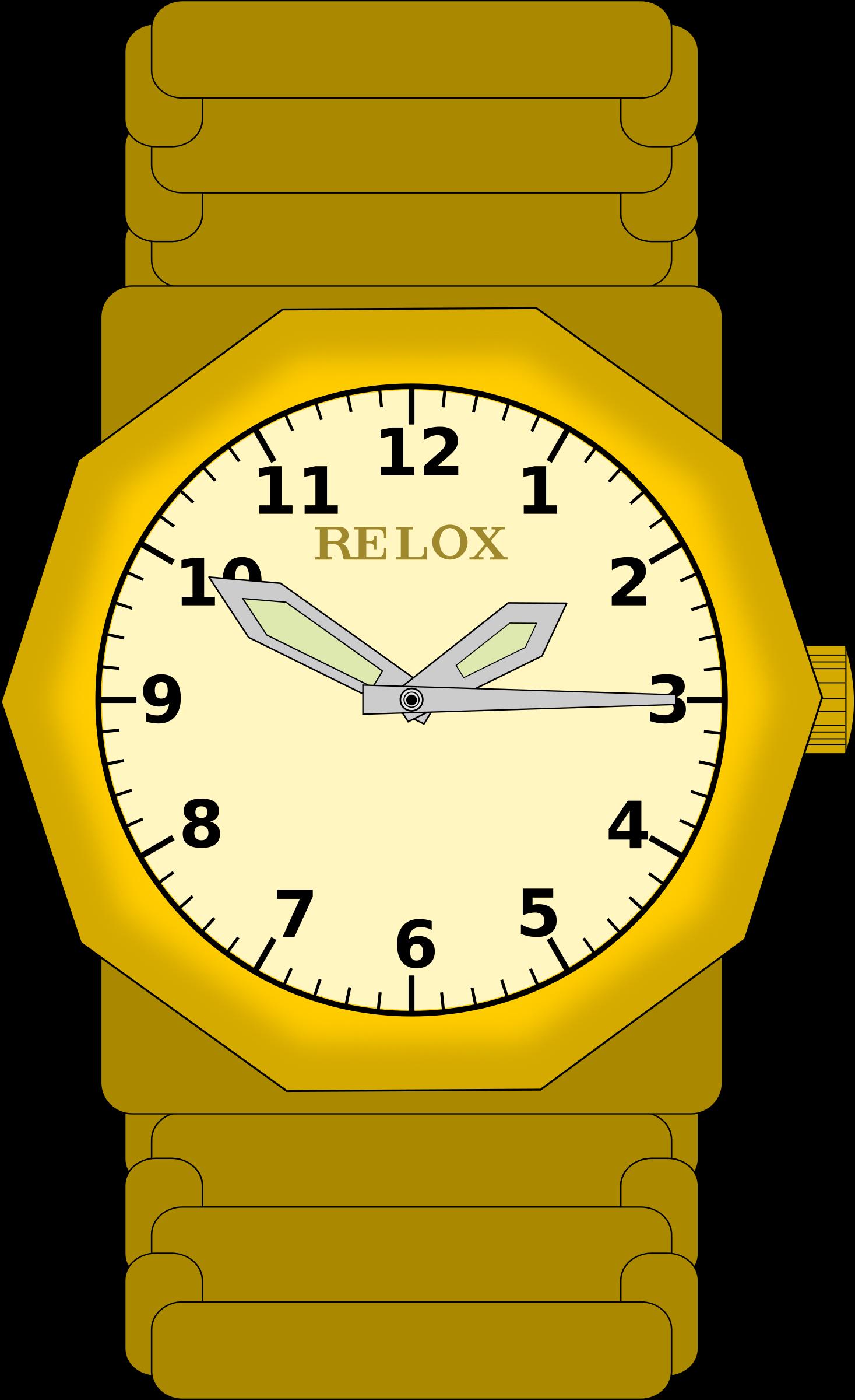 Watch clipart.