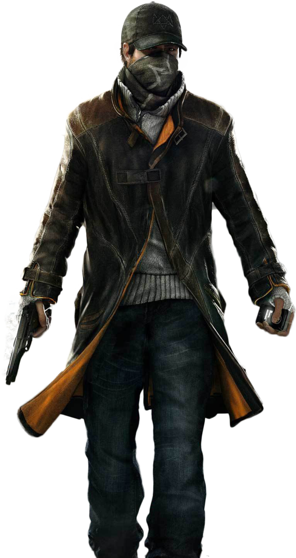 Clipart Watch Dogs.