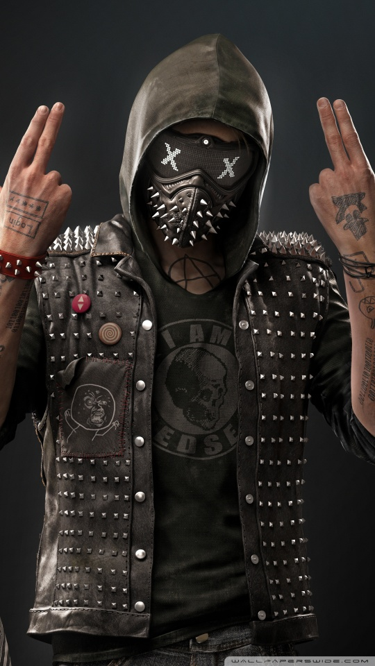 Wrench Watch Dogs 2.