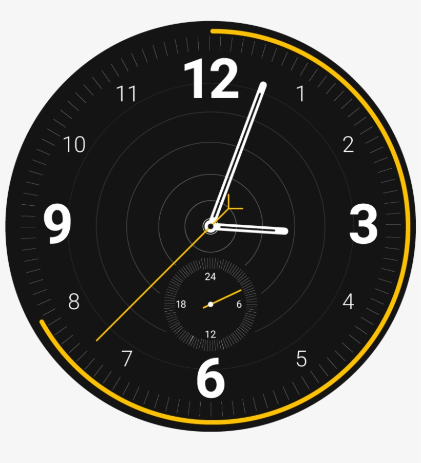 Watch Face Png Jpg Transparent Library.