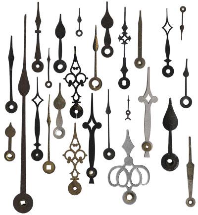 Clock Hands.