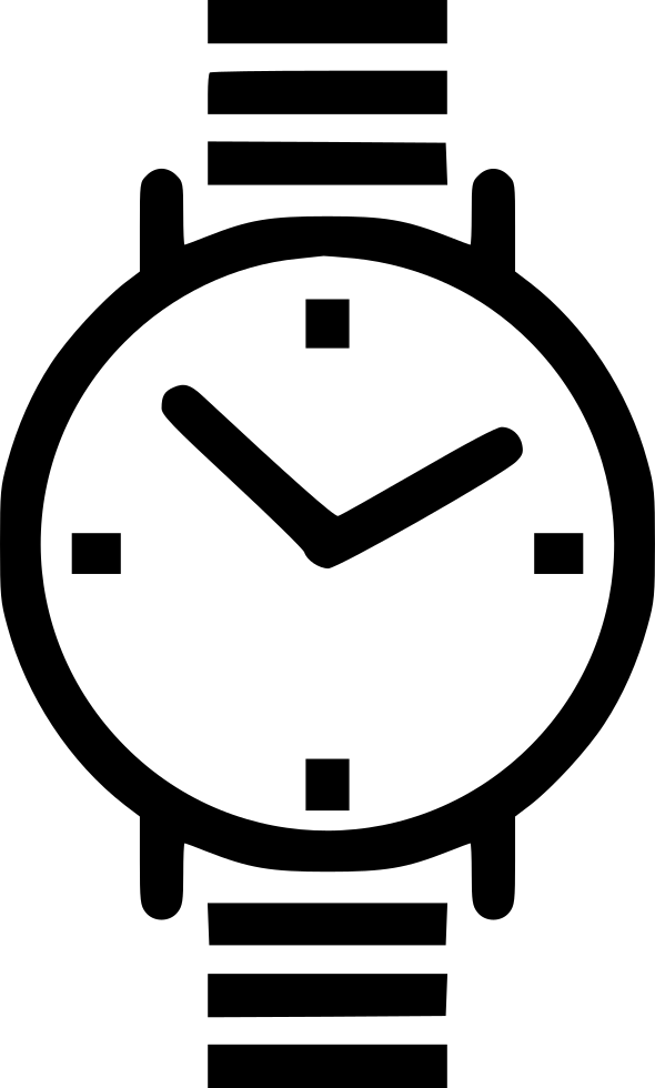 Wrist Watch Svg Png Icon Free Download (#472253.