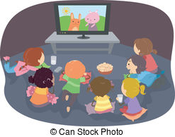 Watching movies Clipart Vector Graphics. 11,386 Watching.
