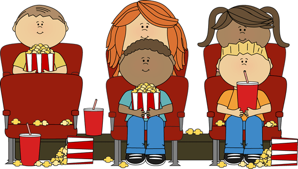 Watch movies clipart » Clipart Portal.