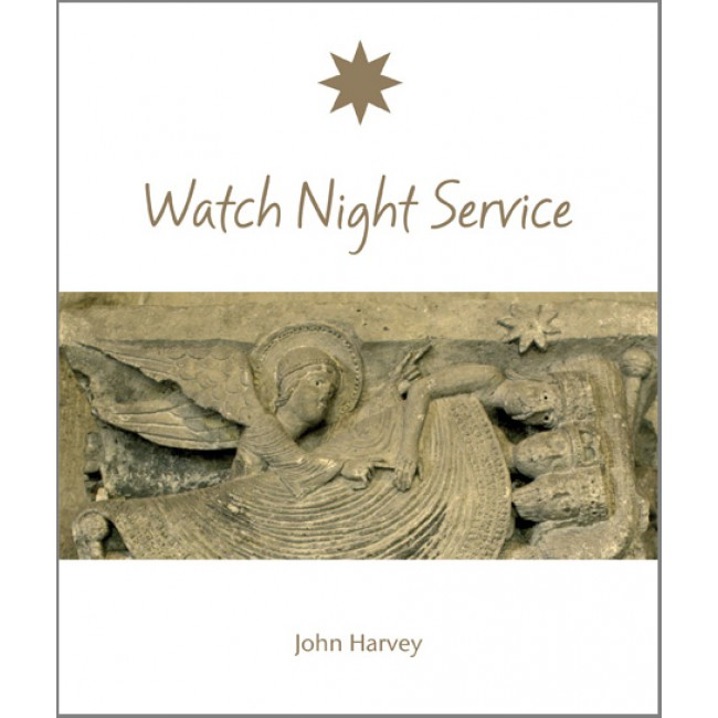 A Watch Night Service.
