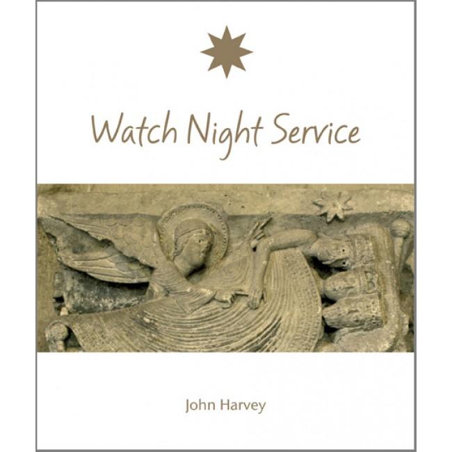 A Watch Night Service.