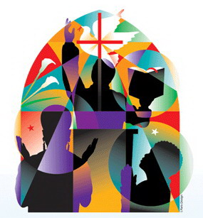 Church Celebration Clipart.
