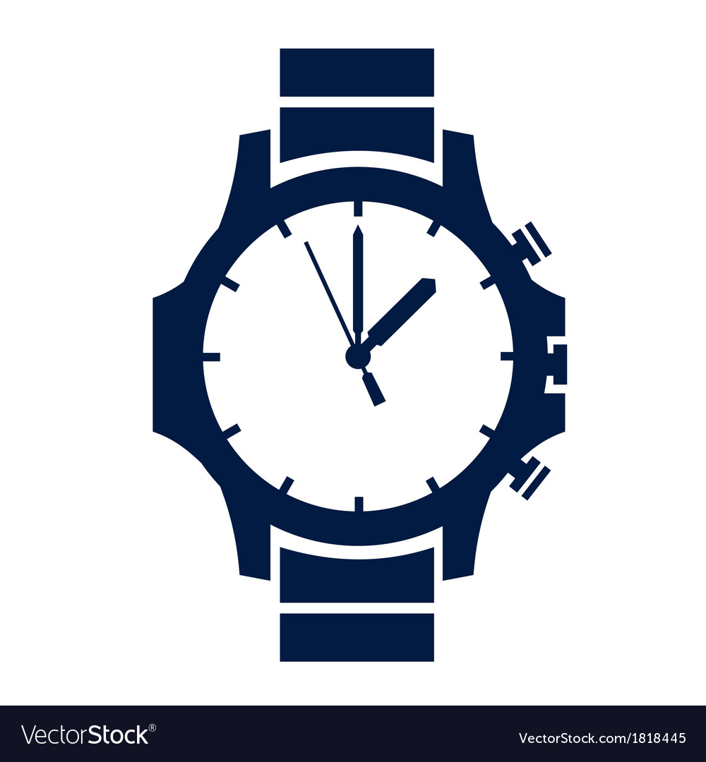 Watch Icon Vector #316077.