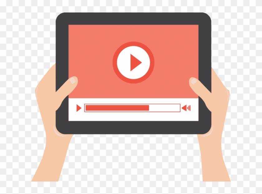 Video Marketing Vector.