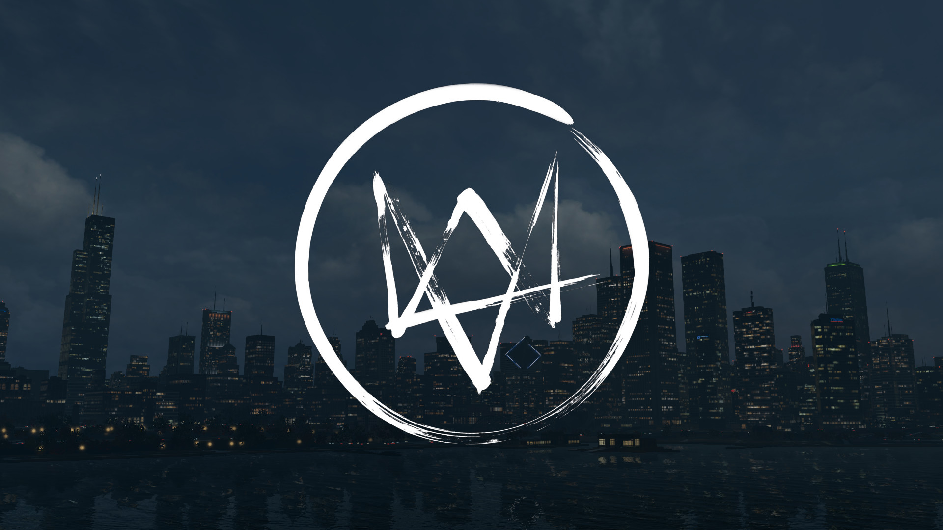 Watch Dogs Logo Wallpaper (77+ images).