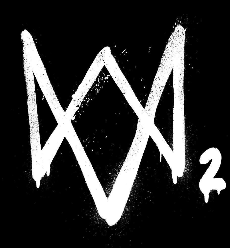 WatchDogs 2 logo\