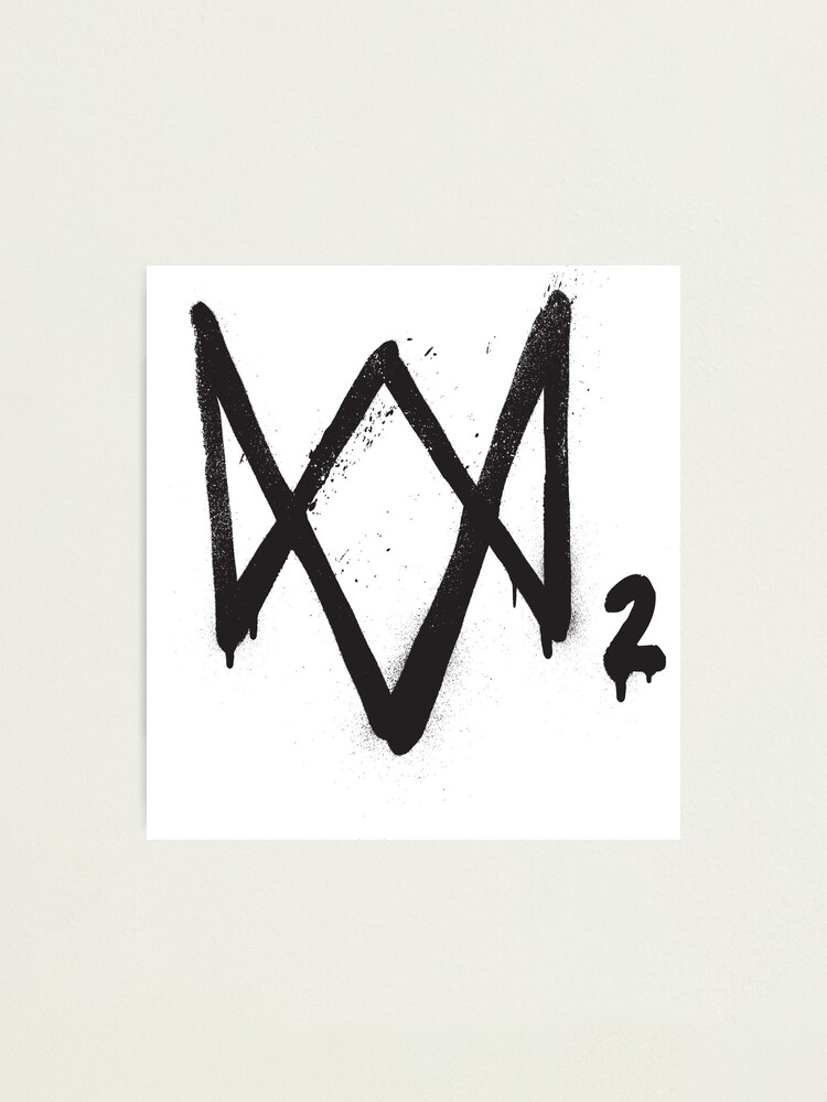 WatchDogs 2 logo.
