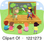 Watching a play clipart clipart images gallery for free.