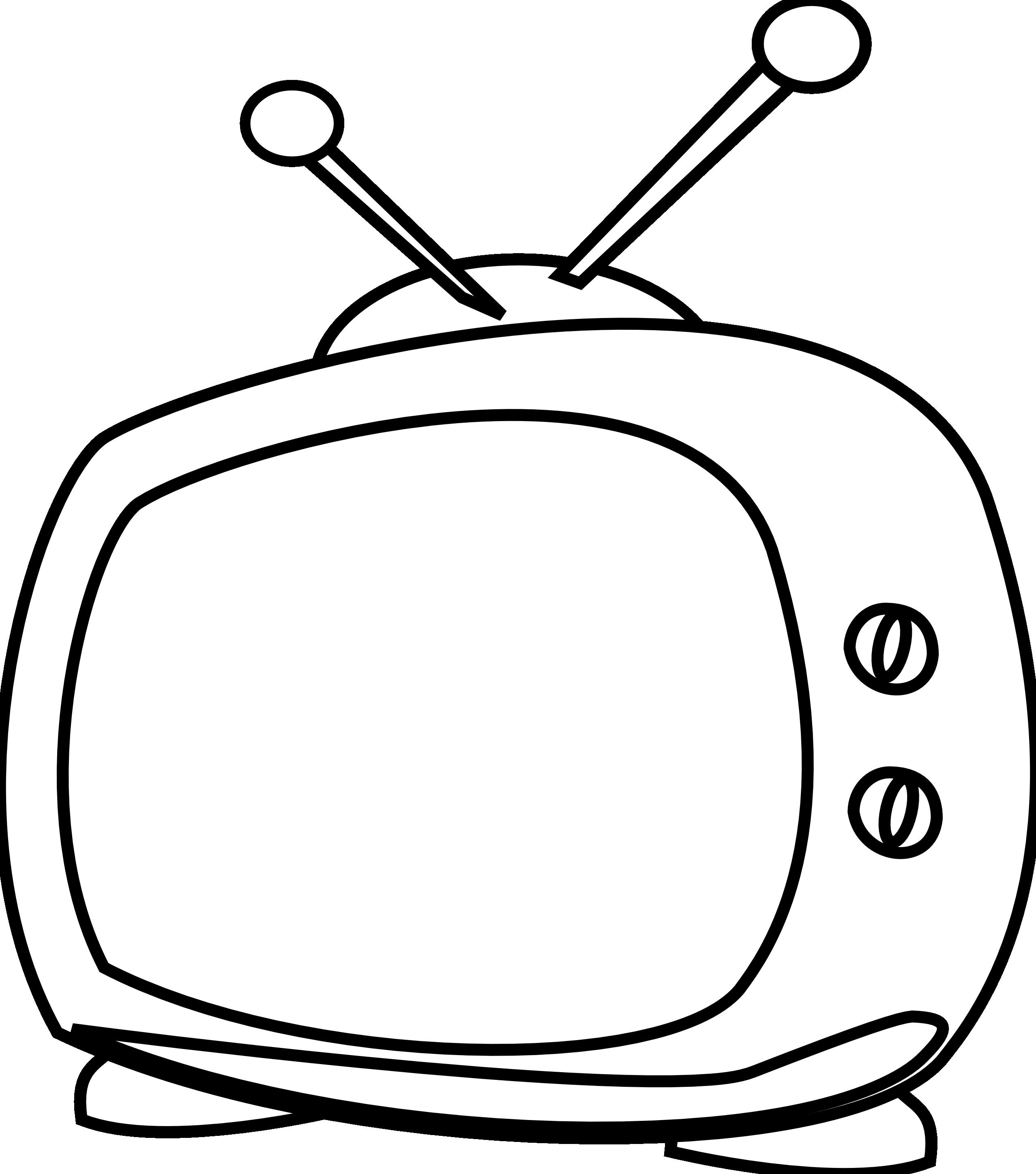 Best Tv Clip Art #17113.