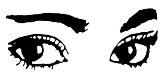 Free Clipart Eyes Watching.