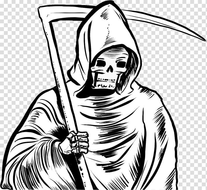 Watch Dogs 2 Desktop Drawing Video game, grim reaper.