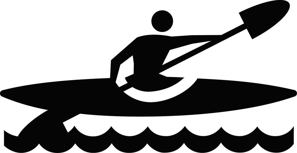 Boating clipart water activity, Boating water activity.