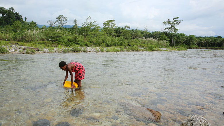 Papua New Guinea: Piped Water Connections for Rural.
