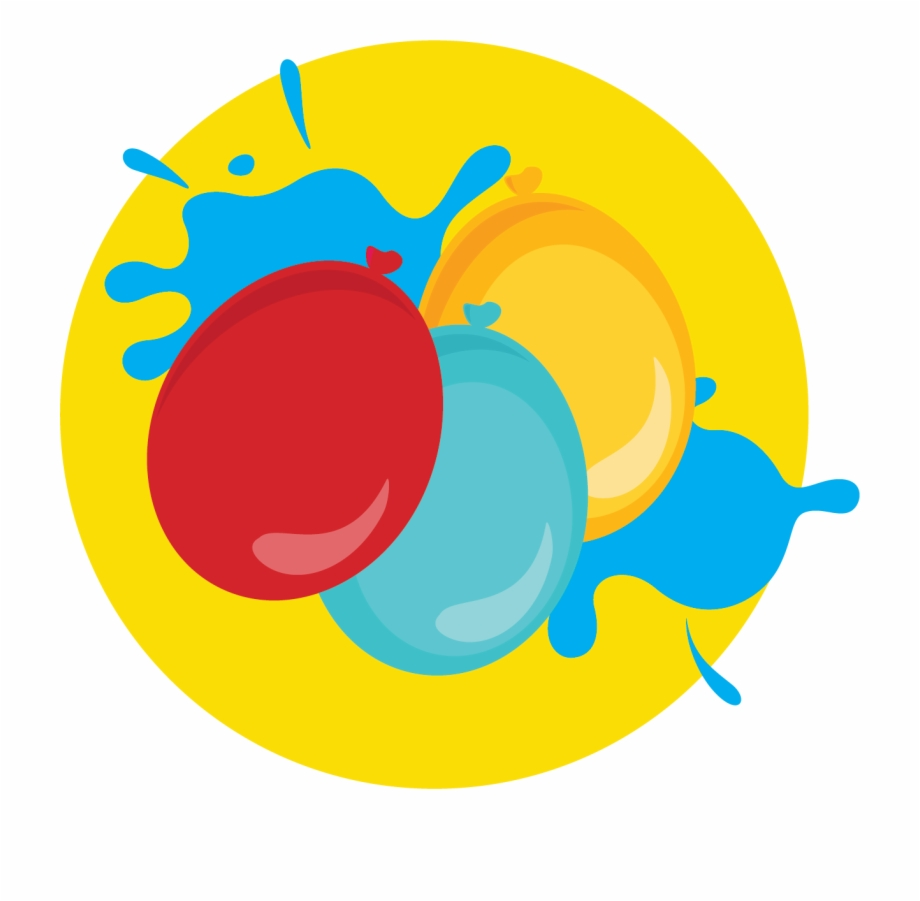 Water Balloon Png.