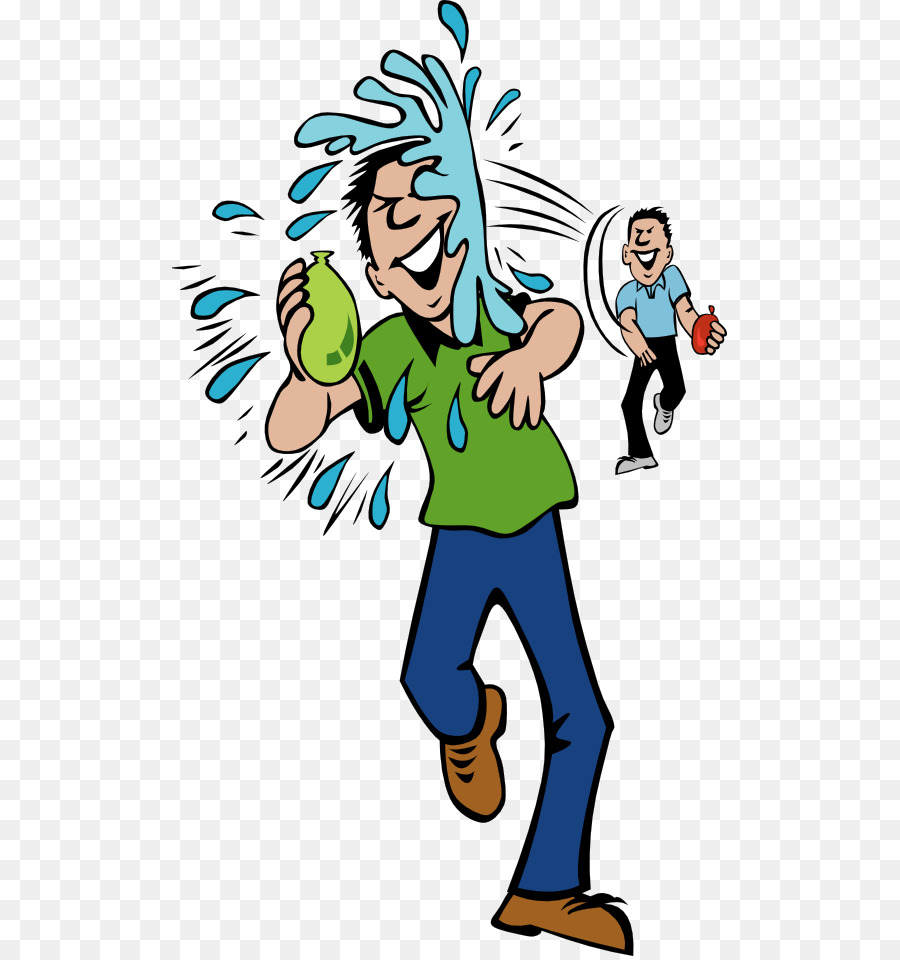 Water Balloon Fight Png & Free Water Balloon Fight.png.