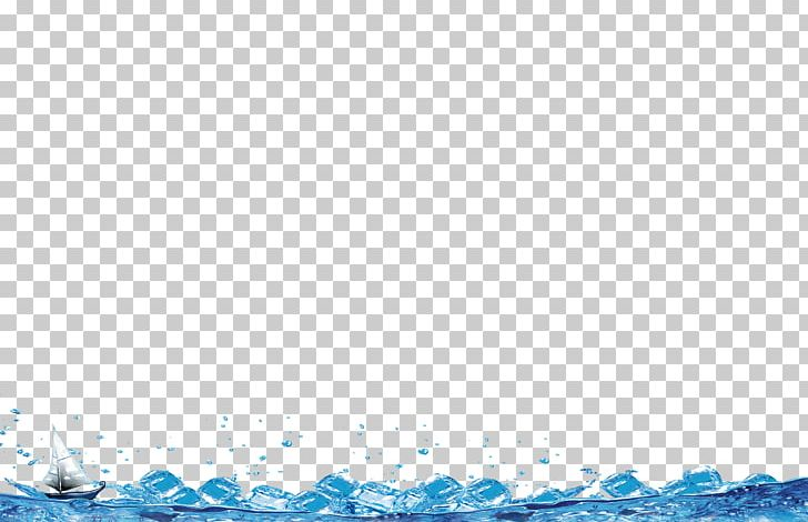 Water Resources Sea Sky PNG, Clipart, Blue, Border Frame.