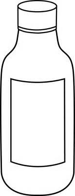Similiar Black And White Clip Art Water Bottle Keywords.