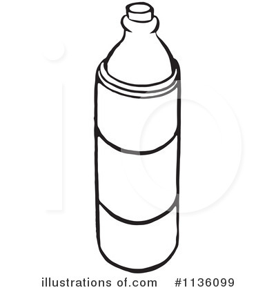 Water Bottle Clipart #1136099.