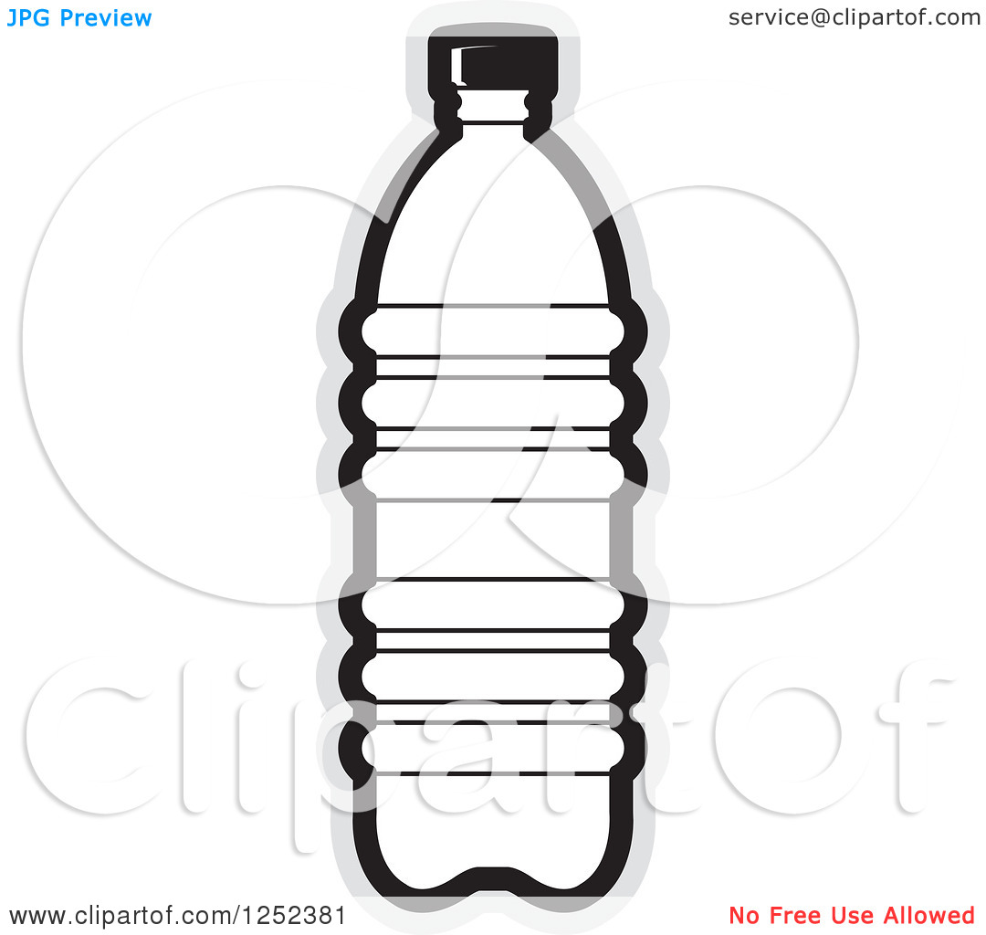 Line Drawing Jug : Water on mars clipart black and white clipground