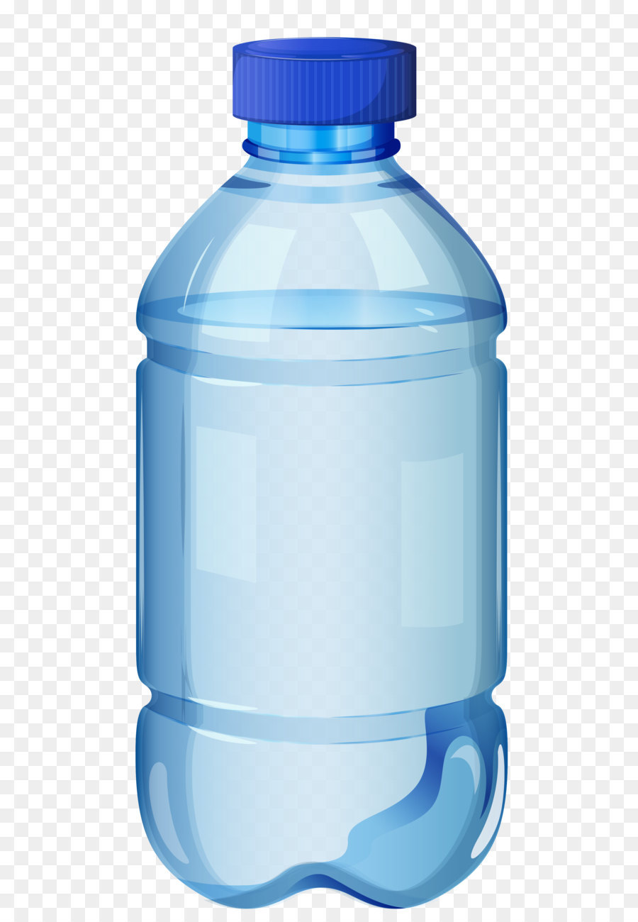 Water Bottle Png Clipart.