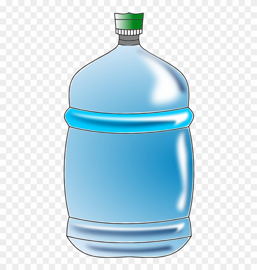 Water Bottle Png.