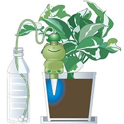 Amazon.com: MOVEmen 2PCS Self Watering Flower Plant Device.